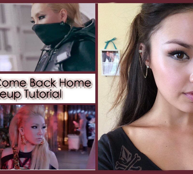 2ne1 come back home