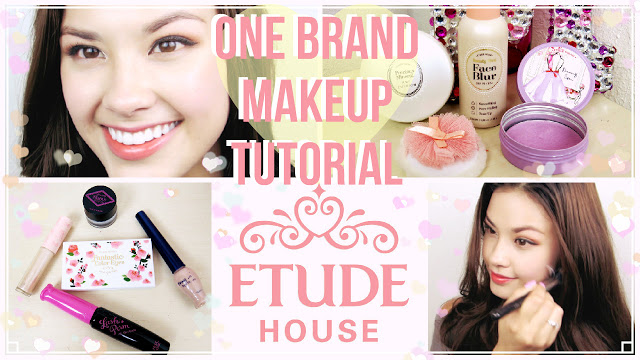 etude house makeup products