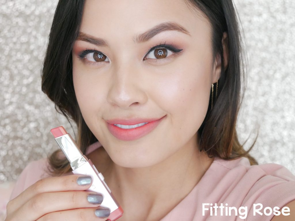 Laneige Two Tone Matte Lip Bar Fitting Rose