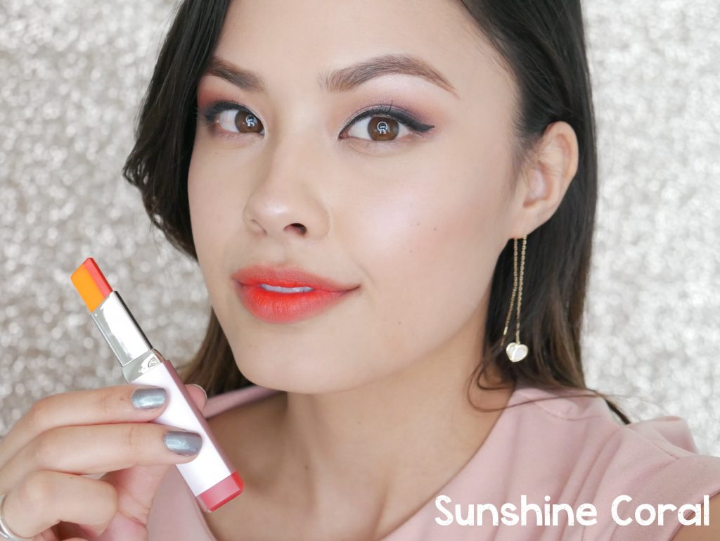 Laneige Two Tone Matte Lip Bar Sunshine Coral