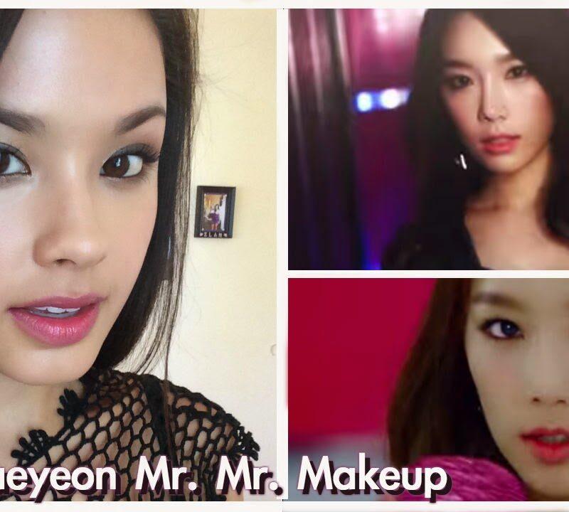 snsd mr. mr. makeup