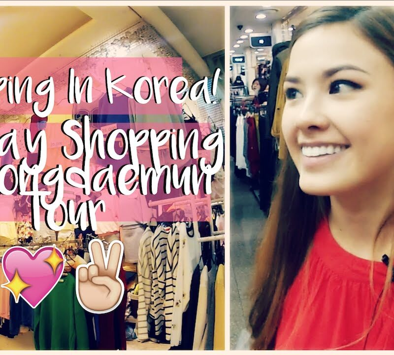 Shopping in Seoul, Korea: A Guide from Shopping in the Express Bus Terminal Underground Shopping | The Travel Breakdown