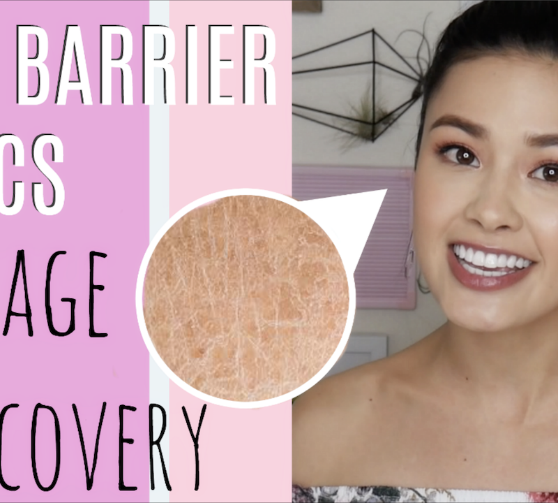 SKIN BARRIER 101 | What it is and  How to Repair it